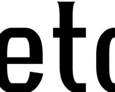 Acetate font