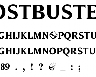 ghostbusters-font
