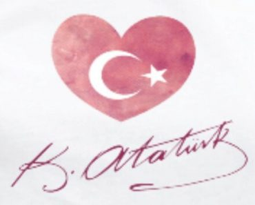 Ataturk's Signature And Handwriting Font
