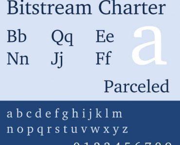 Bitstream Chartered 370x297